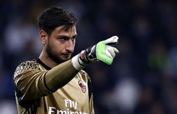 Donnarumma quiere cancelar su contrato con el Milan