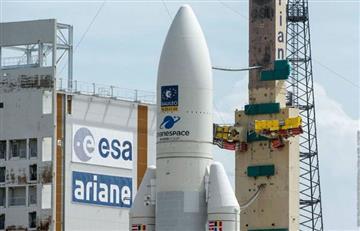 ESA: Transmisión EN VIVO del lanzamiento de Galileos 19-22