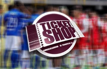 TicketShop: Mujer vende boletas con la camiseta de Millonarios y se queda sin empleo