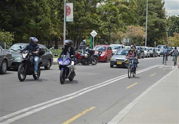 Bogotá: Cierres viales por partido Santa Fe - Millonarios