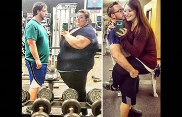 ¿Cómo bajar de peso con mi pareja?