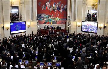 """Presidente del Senado le dice """"No"""" a las 16 circunscripciones de paz"""