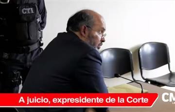 El exmagistrado Francisco Ricaurte va a juicio