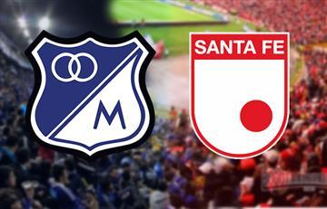 Millonarios vs. Santa Fe: ¿Quién ganará en la ida de la final de la Liga?