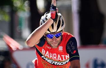 Nibali habló del dopaje de Chris Froome