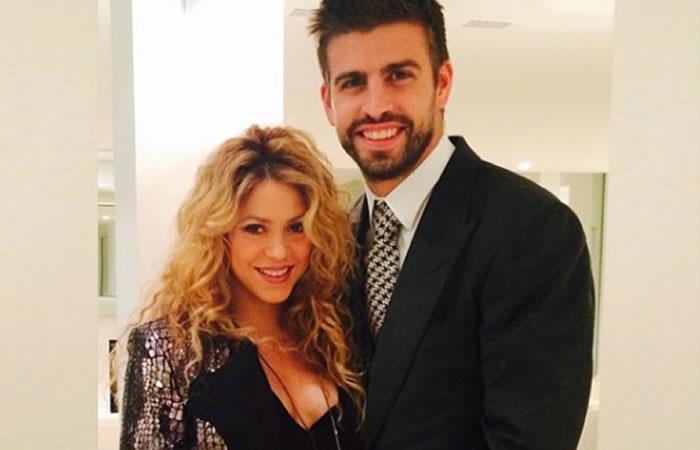 Shakira y Piqué disfrutaron escapada a la nieve junto a sus hijos