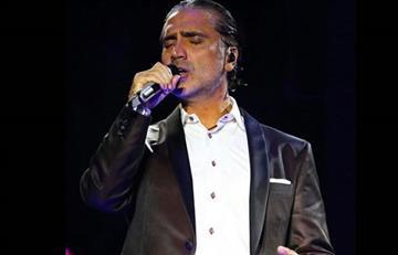 Alejandro Fernández y su nueva borrachera en pleno concierto