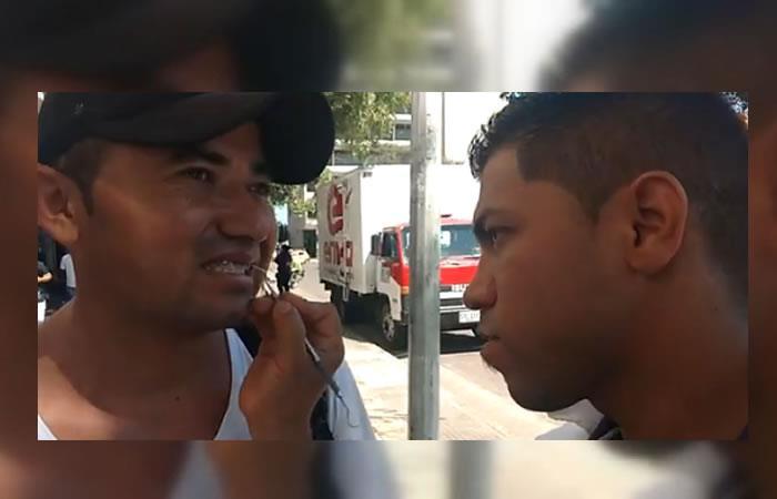 Barranquilla: Venezolano coloca brackets por 30 mil pesos