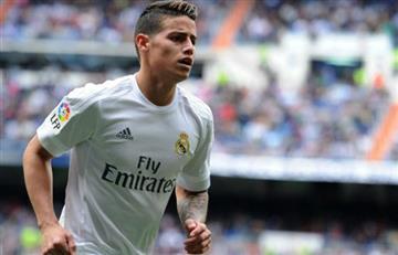 "James Rodríguez: ""No sé si volveré al Real Madrid"""