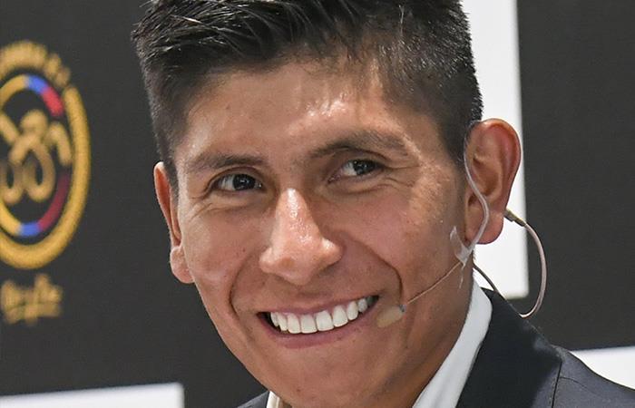 Nairo Quintana ratifica que Mikel Landa es su compañero y no su rival