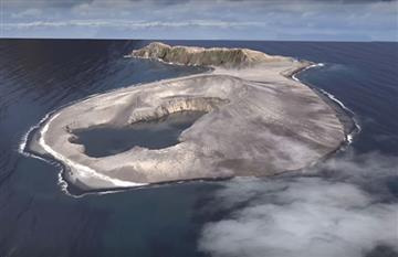 NASA: Hunga Tonga, la isla pasajera parecida a Marte