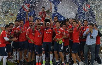 Sudamericana: Independiente alcanza su segunda copa al igualar con Flamengo