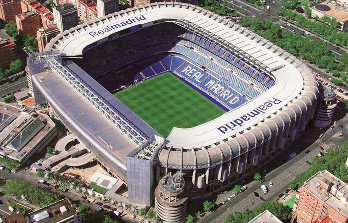 El Bernabéu cumple 70 años