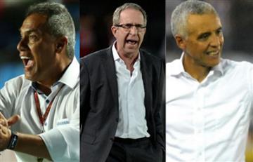 Hernán Torres, Gerardo Pelusso y Alexis Mendoza vuelven al fútbol colombiano