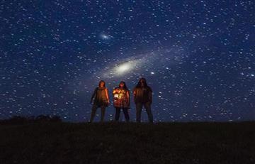 Gemínidas 2017: Espectaculares imágenes de la lluvia de estrellas