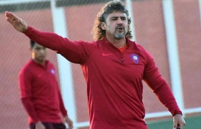 Leonel Álvarez ¿Sería el nuevo técnico de Atlético Nacional?
