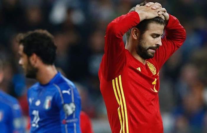 Rusia 2018: España podría quedarse sin Mundial