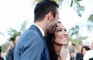 ¡Mariana Pajón y Vincent Pelluard se casaron!