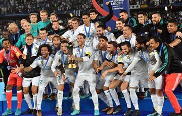 Real Madrid campeón del Mundial de Clubes con gol de Ronaldo