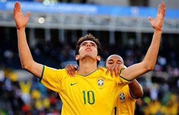 Kaká le dice adió al fútbol y el mundo lo lamenta