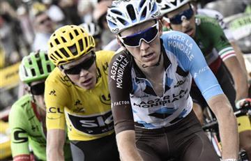 """Romain Bardet: """"La credibilidad del ciclismo se ve afectada por culpa de Froome"""""""