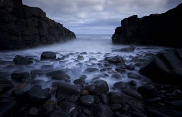 Científicos encuentran en esta isla algo que no pertenece a la Tierra