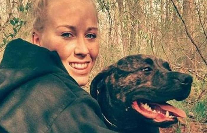 Estados Unidos: Joven fue devorada viva por sus dos perros
