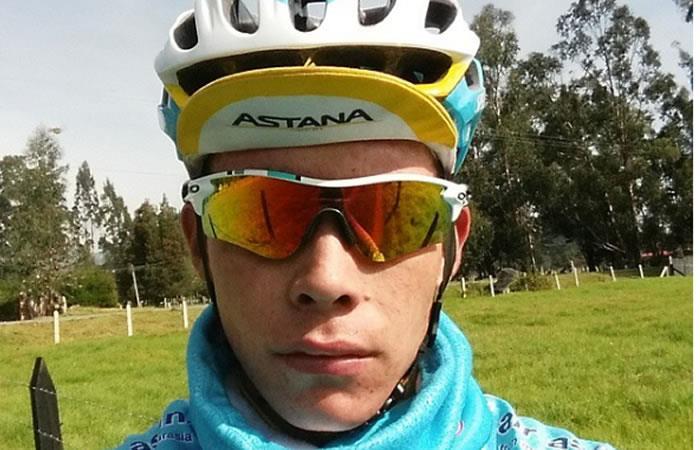 Miguel Ángel López firma contrato con Astana hasta el año 2020