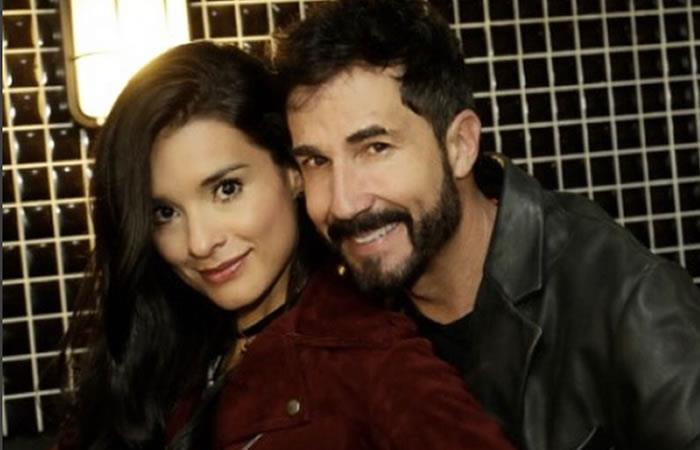Paola Rey y Juan Carlos Vargas esperan su segundo hijo
