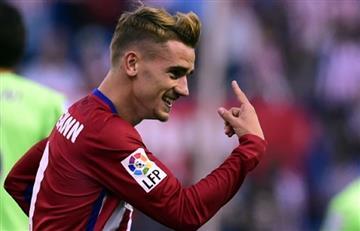 Atlético de Madrid denunció al Barcelona por Griezmann