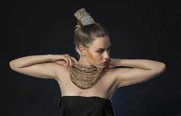 Austria crea colección de joyas basadas en las culturas precolombinas