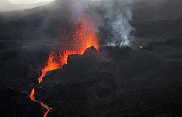 Científicos descubren un río de lava bajo tres ciudades de Estados Unidos