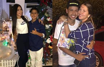 Dayana Jaimes y Caya Varón discuten por hijo de Martín Elías