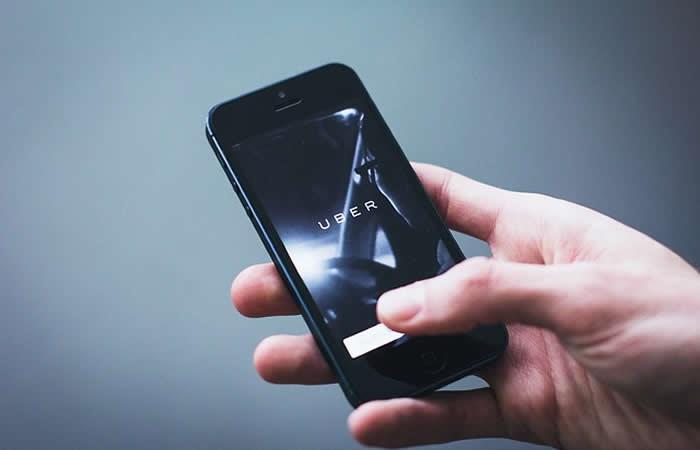 Uber es un servicio de transporte, no una aplicación