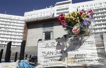 ARA San Juan: Allanamiento en las oficinas de la Armada Argentina