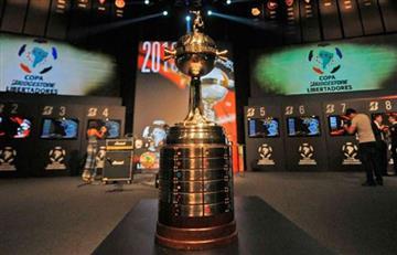 Copa Libertadores 2018: Sorteo EN VIVO