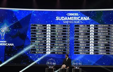 Copa Sudamericana 2018: Los clubes colombianos ya conocen sus rivales