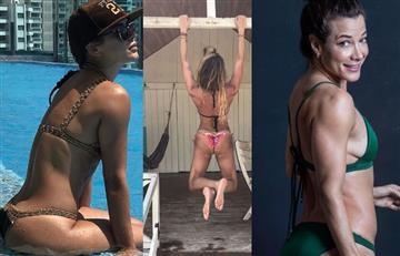 El cuerpo perfecto no existe y las famosas colombianas lo demuestran