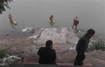 Nudistas escapan al régimen de Vietnam