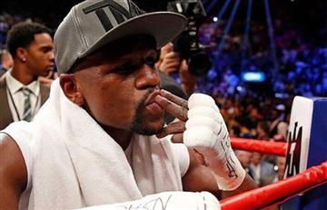 ¿Floyd Mayweather competirá en UFC?