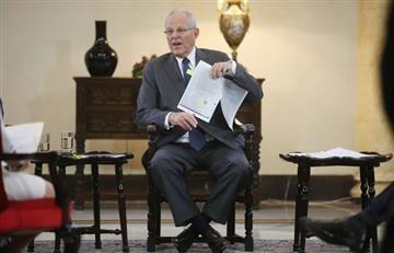 Kuczynski, en el umbral de ser destituido por el Congreso en Perú
