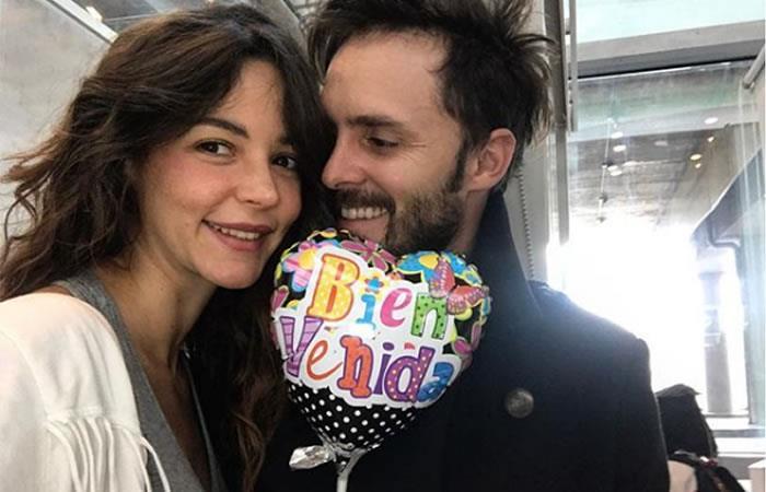Maleja Restrepo y Tatán Mejía enternecen con foto junto a su bebé