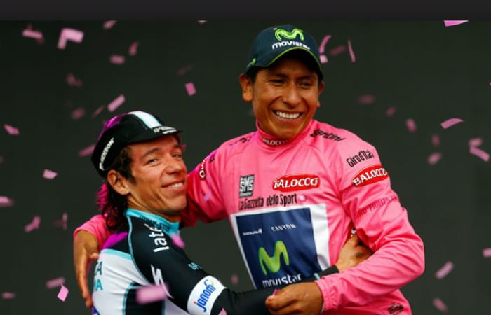 Nairo Quintana y Rigoberto Urán le apuestan al mismo objetivo en el 2018