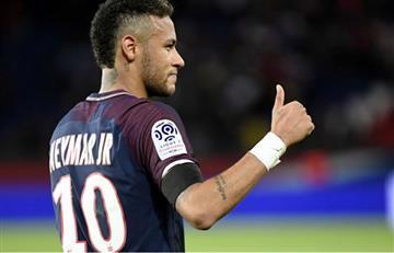 Neymar quiere eliminar al Real Madrid en la Champions