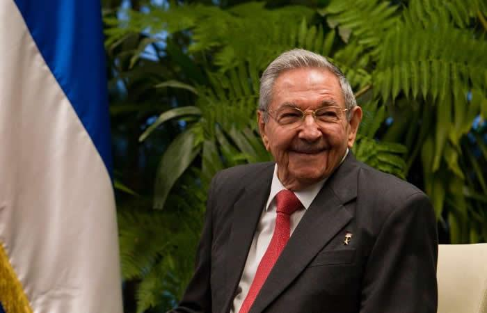 Raúl Castro dejará la presidencia de Cuba en abril de 2018