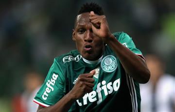 Yerry Mina por fin rompió el silencio y habló del Barcelona