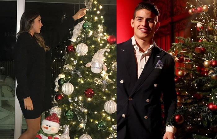 Así viven los famosos la tradición de la Navidad