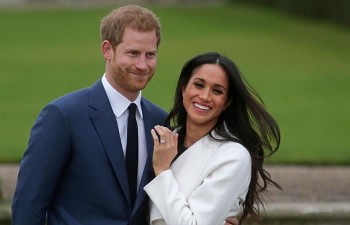 Meghan Marklecriticada por el costoso vestido de compromiso