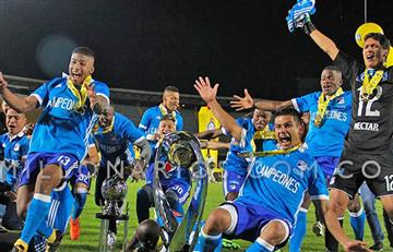 Millonarios recibió una inesperada felicitación tras ser campeón