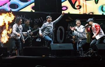 Nairo Quintana se vuelve viral con su particular baile en el Aguinaldo Boyacense